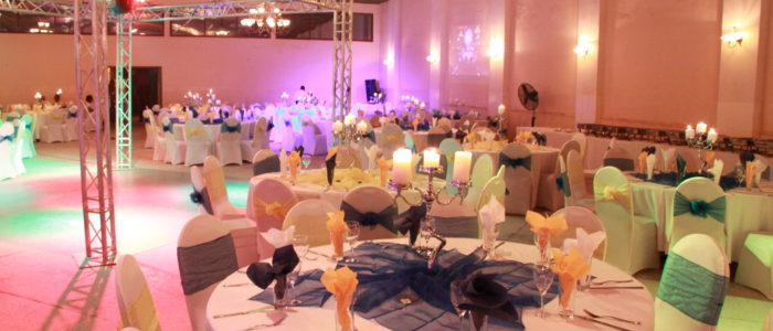 La salle-mariage-KInshasa-Congoloisirs-salle de fête